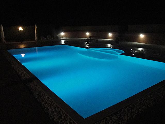 La piscina agriturismo la valle di ceri
