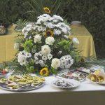 Buffet di matrimonio alla Valle di Ceri Cerveteri Roma