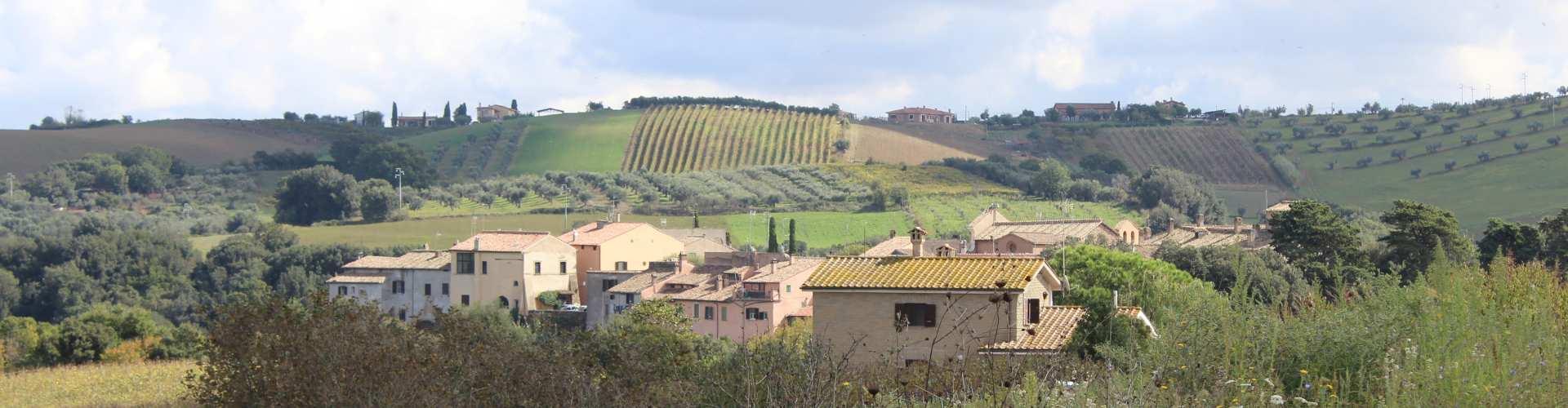 Contatti - Dove siamo: Agriturismo La Valle di Ceri Via Della Madonnina già Piancerese 30/32 00052 Cerveteri Roma