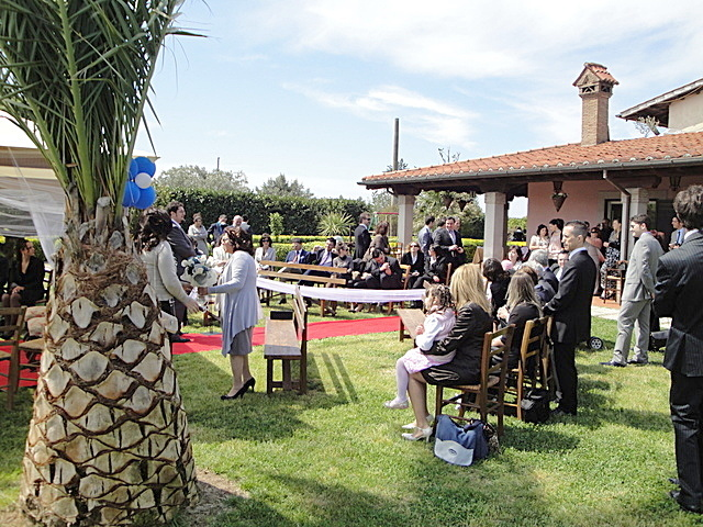 Location matrimonio Ceri Cerveteri