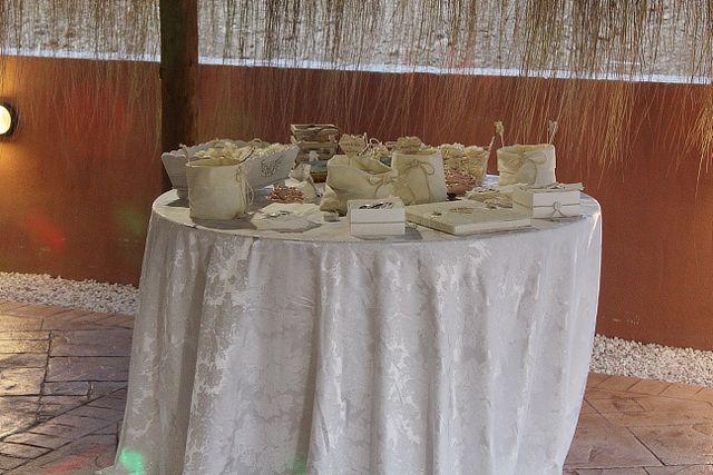 Bomboniere per matrimonio alla Valle di Ceri Cerveteri Roma